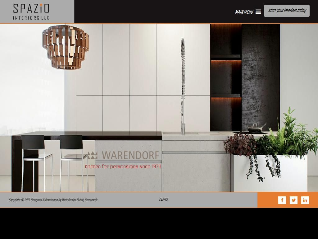 Spazio Interiors Llc Interior Design Company Al Shoala Building