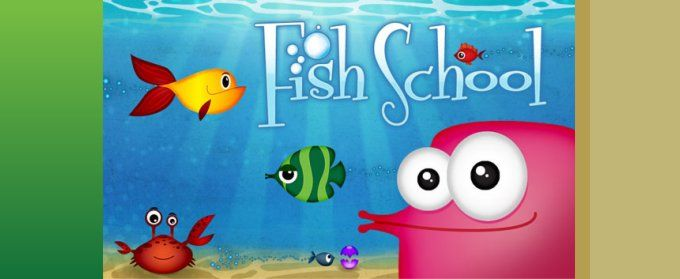 Android apps: Fish School Review ★★★★★