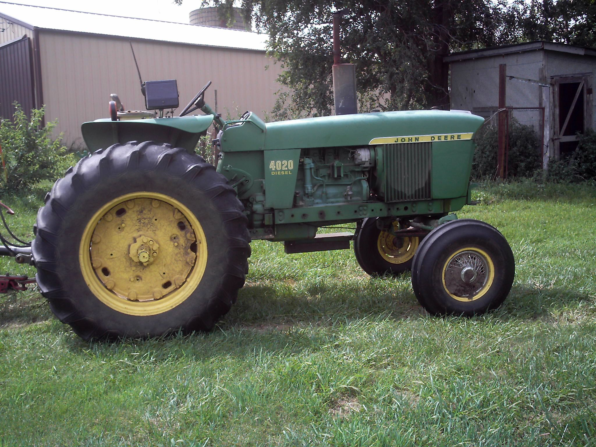 John Deere Wikipedia >> Pin On John Deere Equipment