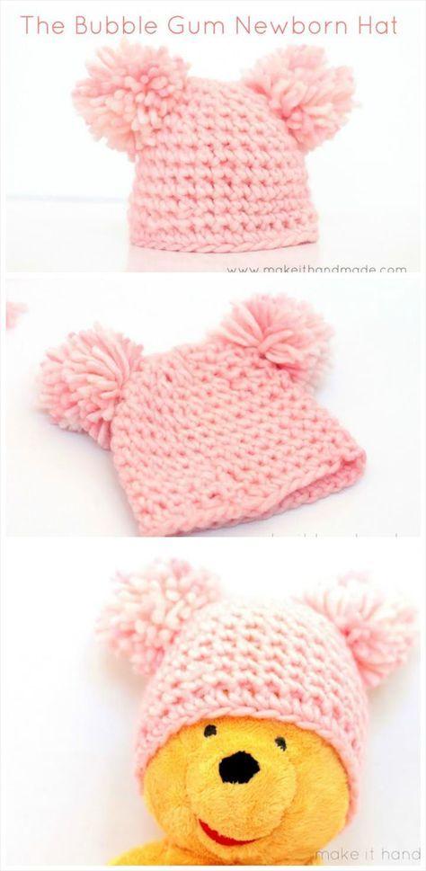 Crochet Baby Hats 50 Free Crochet Hat Patterns Free Crochet Hat