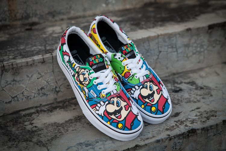 Vans Nintendo Super Mario Overseas Extra 35-4419  Vans  fa5d2c873