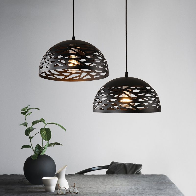Goedkope Birdcage Hanglamp LED Hanglamp Voor Eetkamer Resterant Bar ...