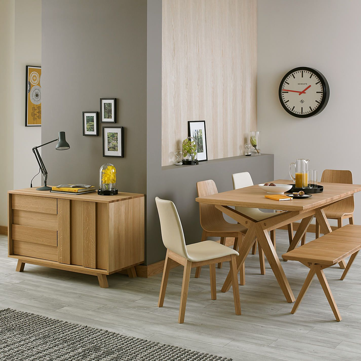 Johnlewis  Natural Dining  Pinterest  Natural And House Prepossessing John Lewis Dining Room Furniture Decorating Design