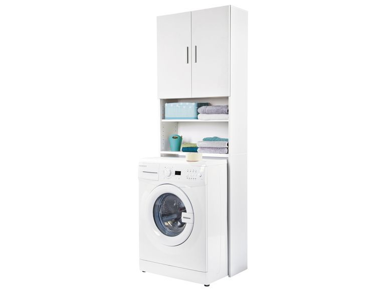 Armadietto Da Bagno Lidl : Ordex® waschmaschinen Überbauschrank weiß 1 möbel pinterest home