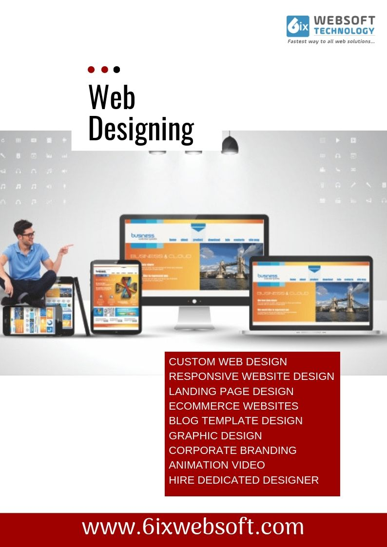 Affordable Web Designing Company In India Web Designing Services Website Design Company Fun Website Design Custom Web Design