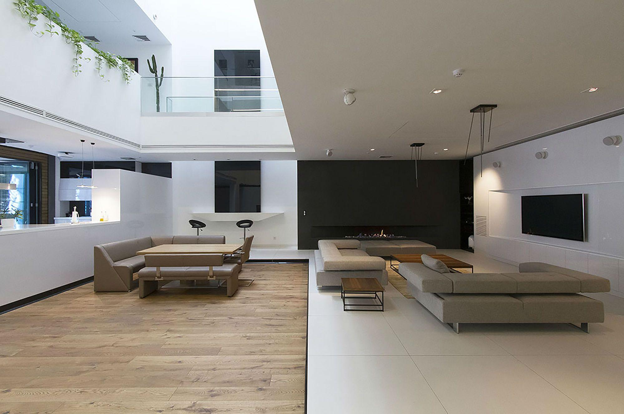 Moderne innenarchitektur einfamilienhaus  Im Iran steht das erste drehbare Haus, das sich der Sonne ...