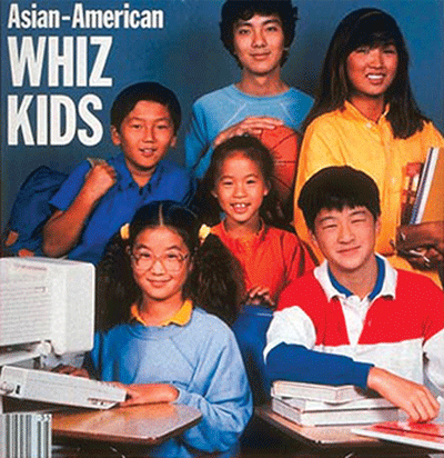 all History smart behind asians are