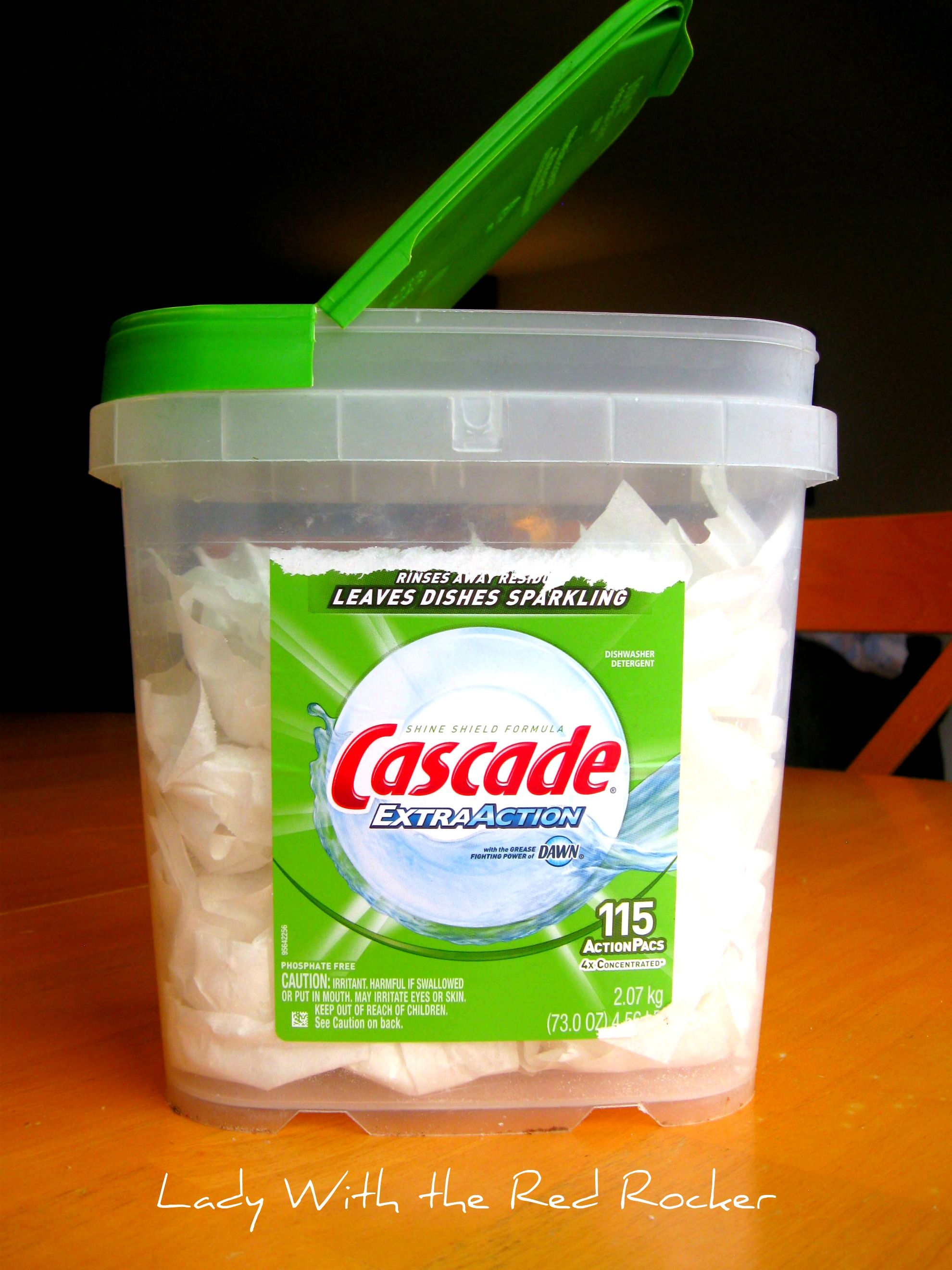 homemade dishwasher cleaner. Homemade Dishwasher Action Pacs Cleaner E