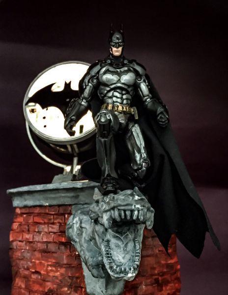 4 Inch Batman (Batman) Custom Action Figure