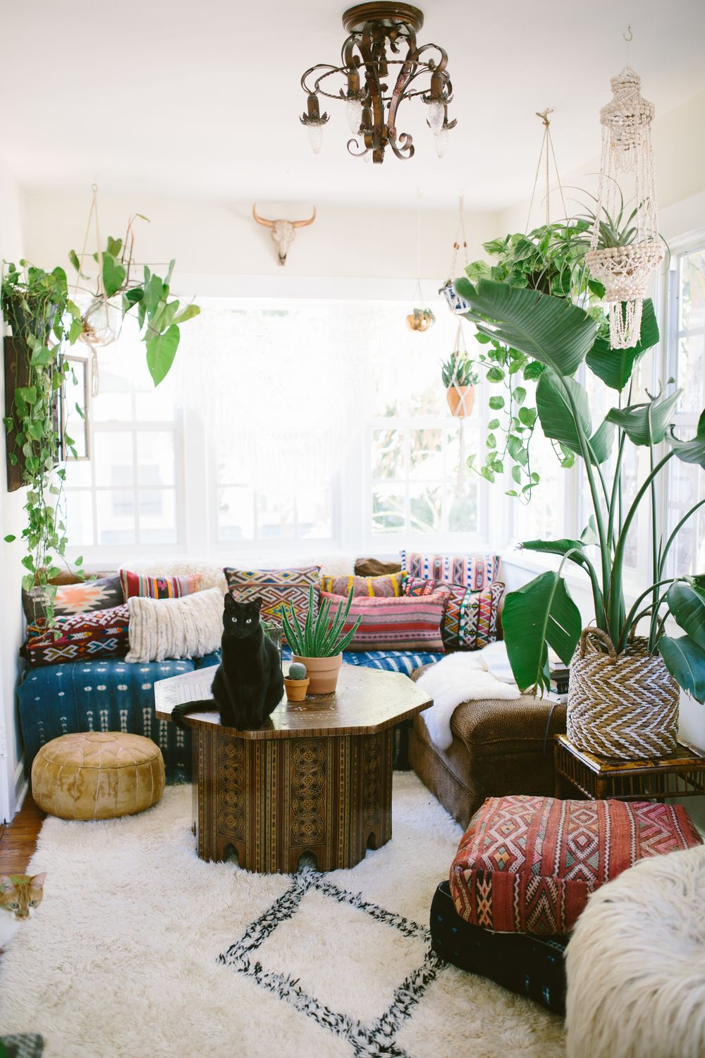 Modern bohemian home decor  How to Make Your Brand Stand Out in a Crowded Market  Apartments