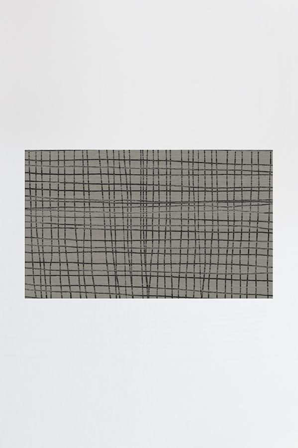 Modern Grid Grey Rug In 2019 Washable Rugs Grey Rugs