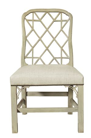 Suzanne Kasler Linwood Side Chair by Hickory Chair