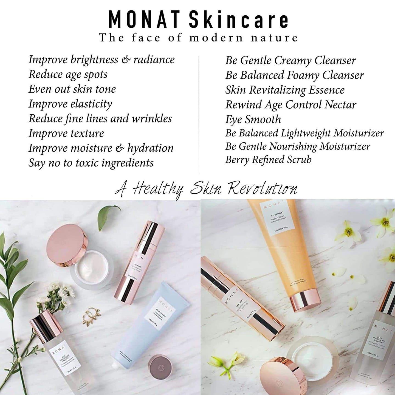 Monat Skin Care Monat Hair Monat Skin Essence
