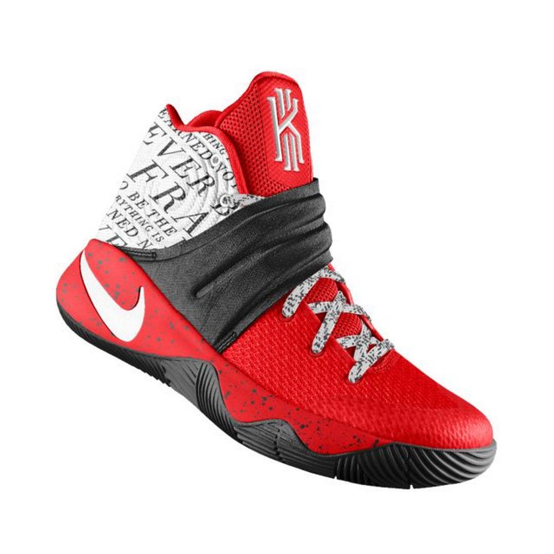 Irving shoes, Nike basketball shoes