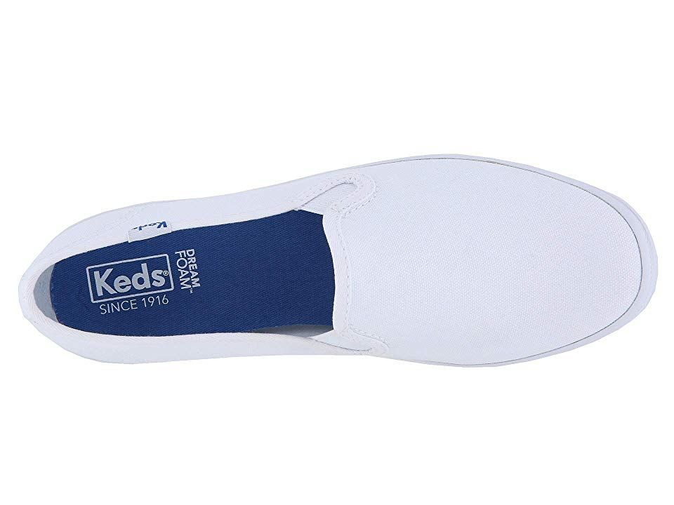 f1ac06caaa92 Keds Champion-Canvas Slip-On Women s Slip on Shoes White Canvas