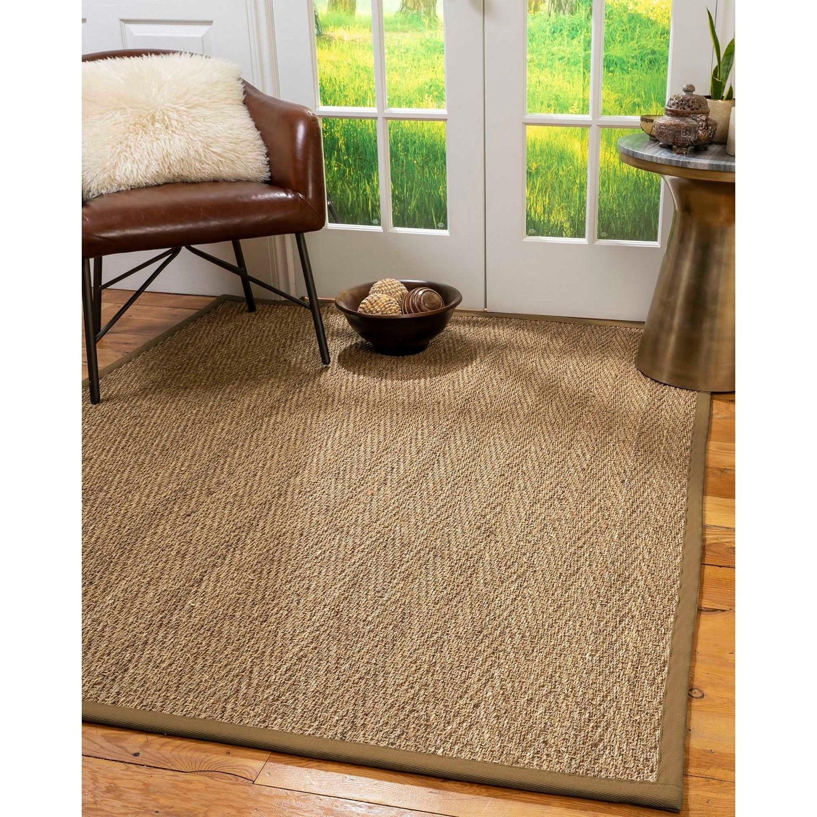 Natural Area Rugs 100 Natural Fiber Handmade Beach Natural