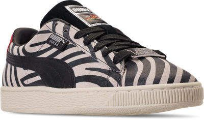 brand new 53037 bb882 Puma Men's Suede Classic x Paul Stanley Casual Shoes ...