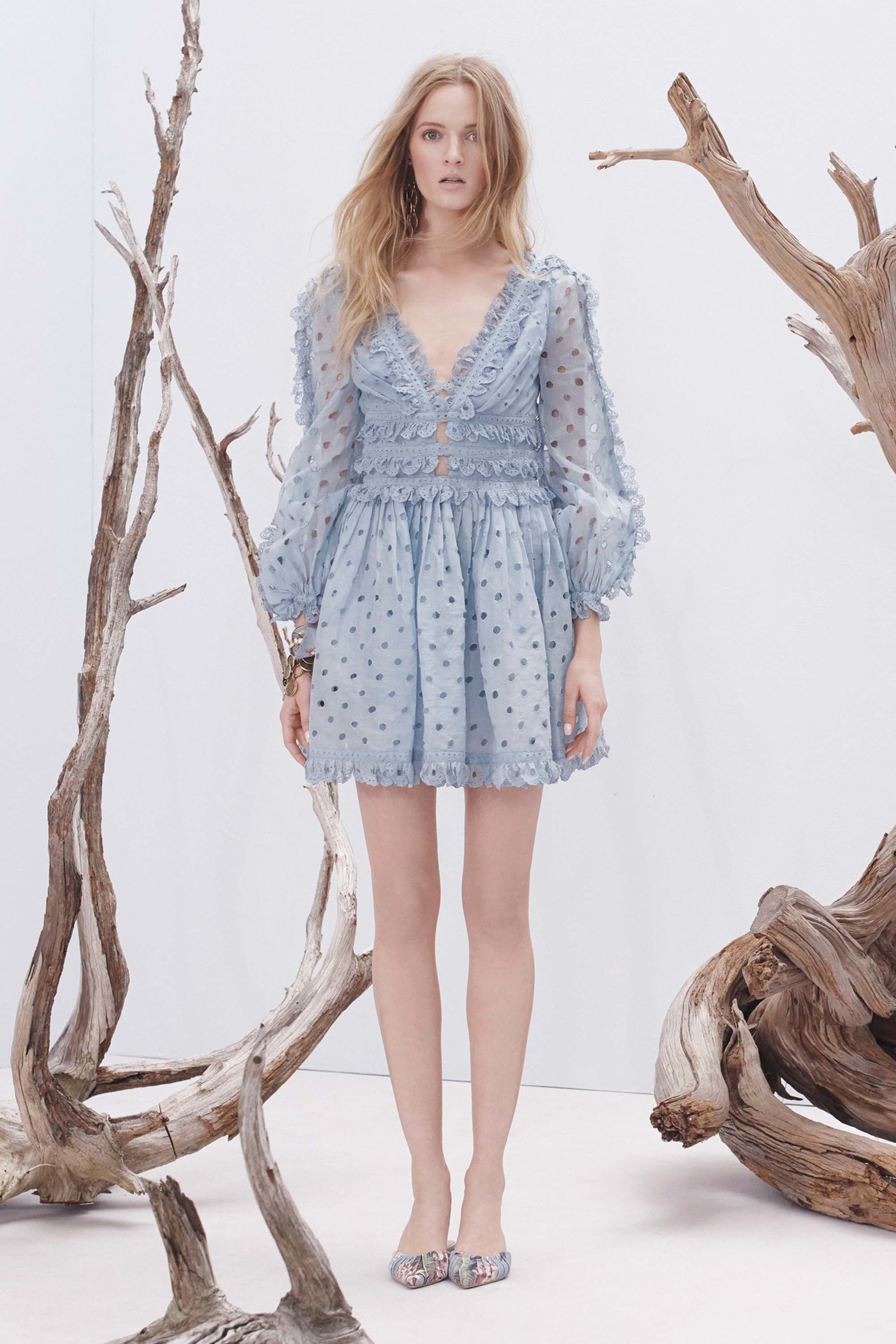 Zimmermann resort fashion show resorts collection and zimmerman