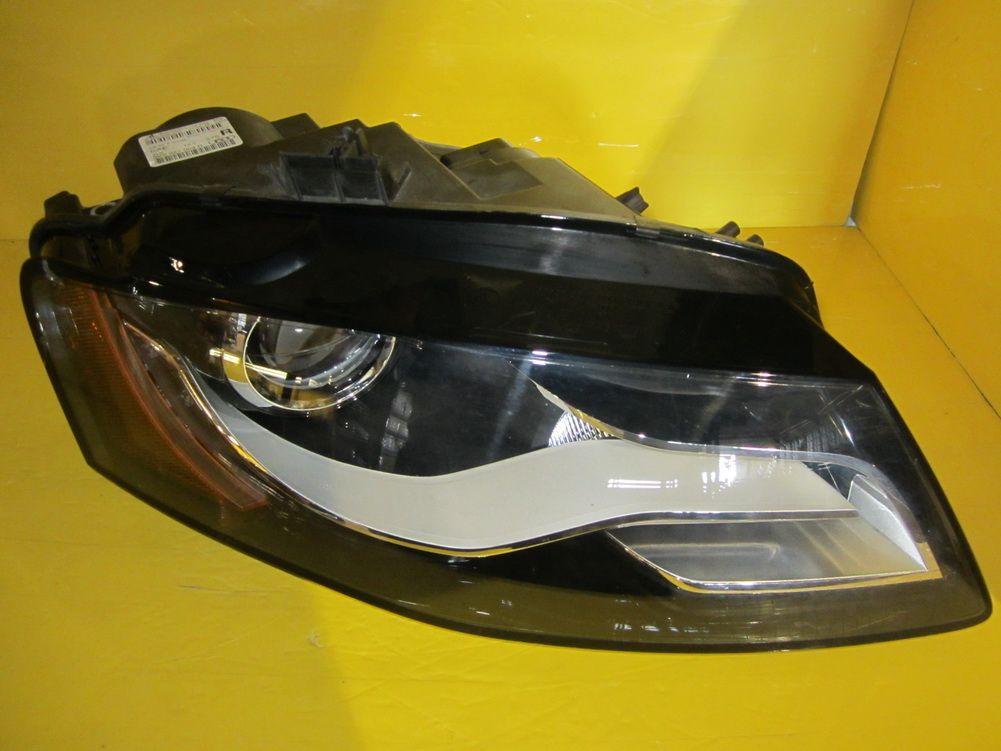 Audi A4 Headlight Xenon Front Head Lamp Factory Oem 2009