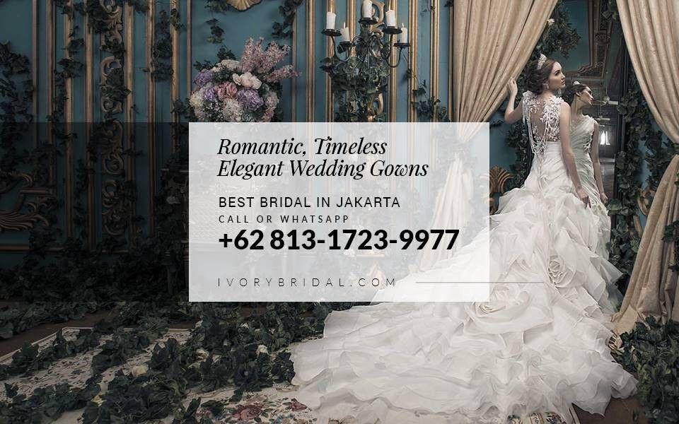 6281317239977 Online Bridal Boutique Wedding Package 62 813