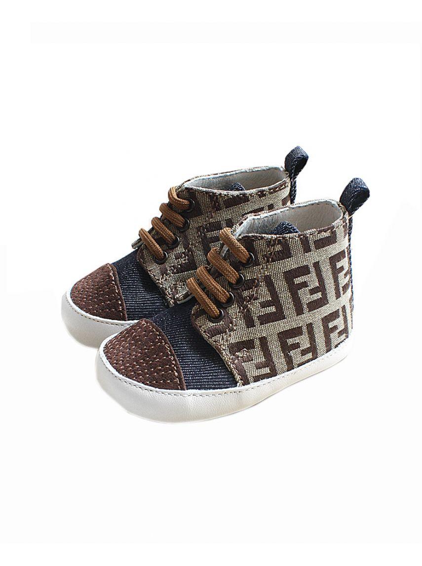 baby fendi sneakers