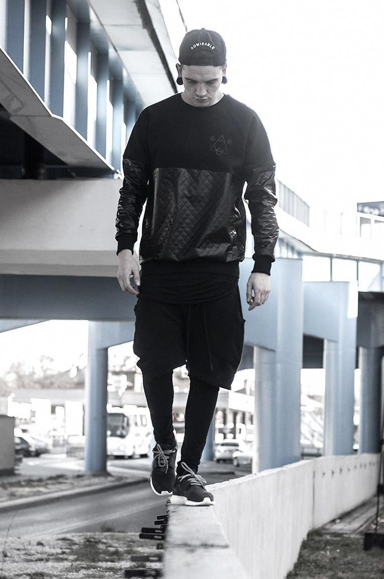Street fashion black   Raddest Looks On The Internet ...
