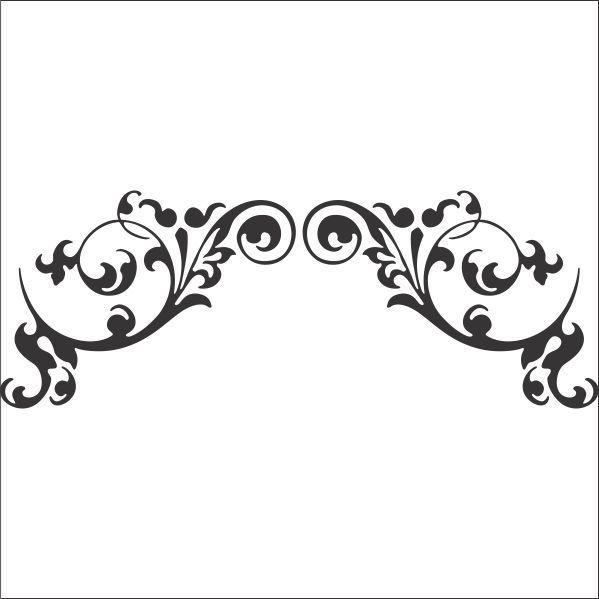 Resultado de imagem para ornamentos decorativos vectorizados png