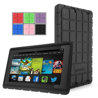 Poetic GraphGrip Case for New Kindle Fire HD 7 2nd Gen (2013