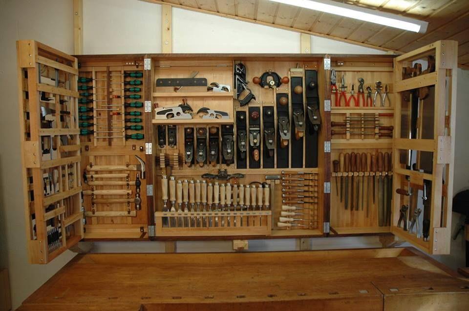Armario de herramientas Tool cabinet  Herramientas de