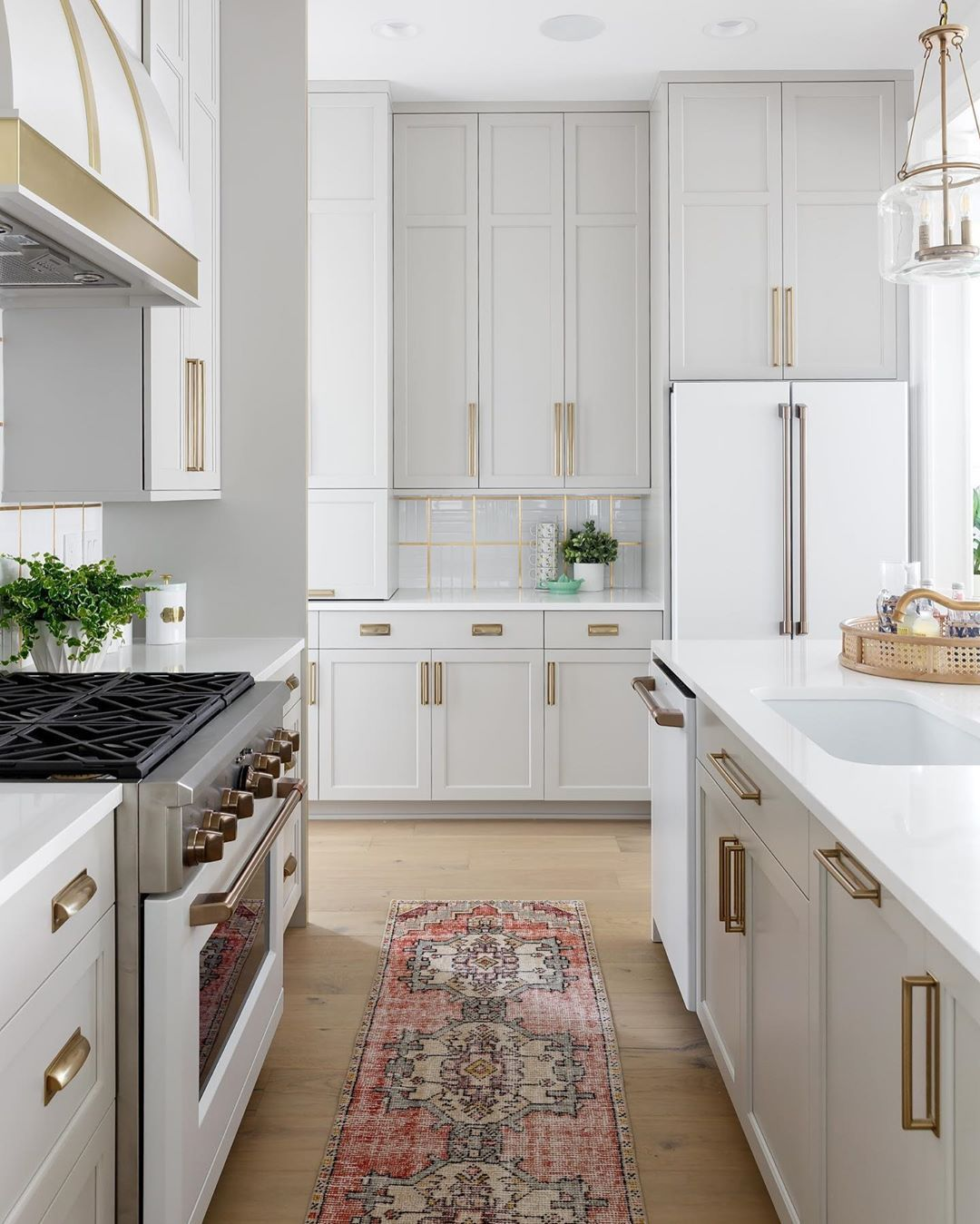 J A S O N B L A C K On Instagram Do You Like The Cabinets Going To The Ceiling Lik White Kitchen Interior Design White Kitchen Interior Kitchen Dinning Room