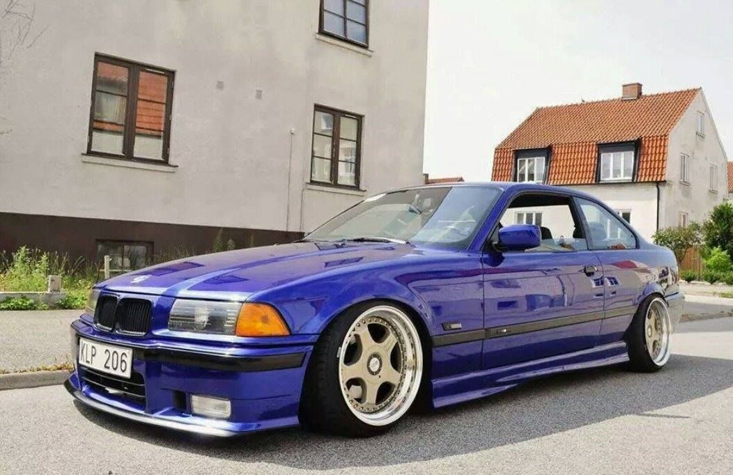 bmw e36 coup on hamann motorsport oz pegasus wheels. Black Bedroom Furniture Sets. Home Design Ideas
