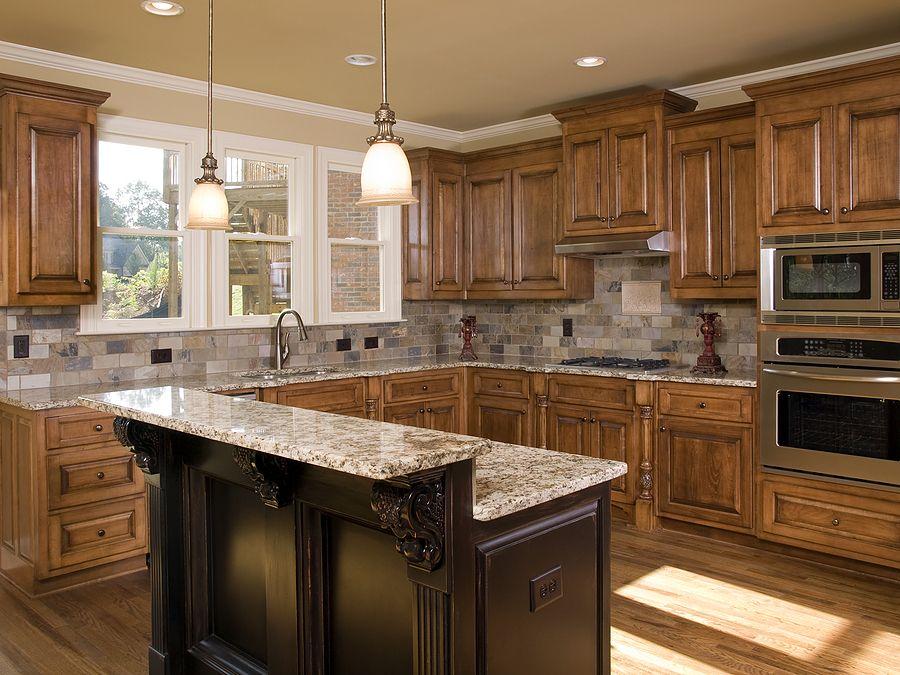 Etonnant Kitchen, Excellent Photo Of Menards Kitchen Cabinets And Kitchen Island  Ideasu2026