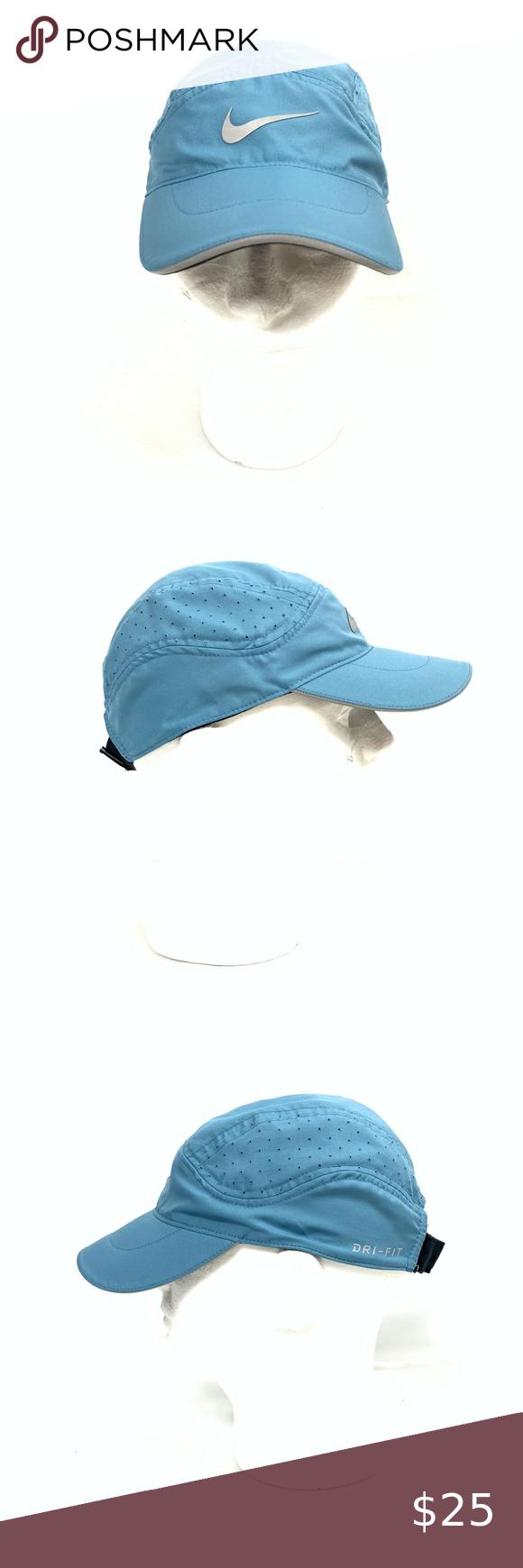 Nike Tailwind Dri Fit Strap Back Baseball Cap Hat Nike Tailwind Nike Accessories Caps Hats
