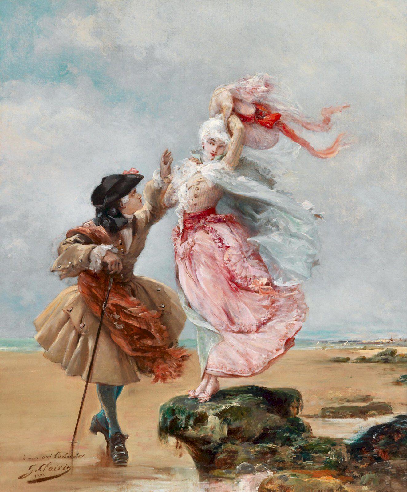 Elegant Romantic Paintings: Pin On Artists I