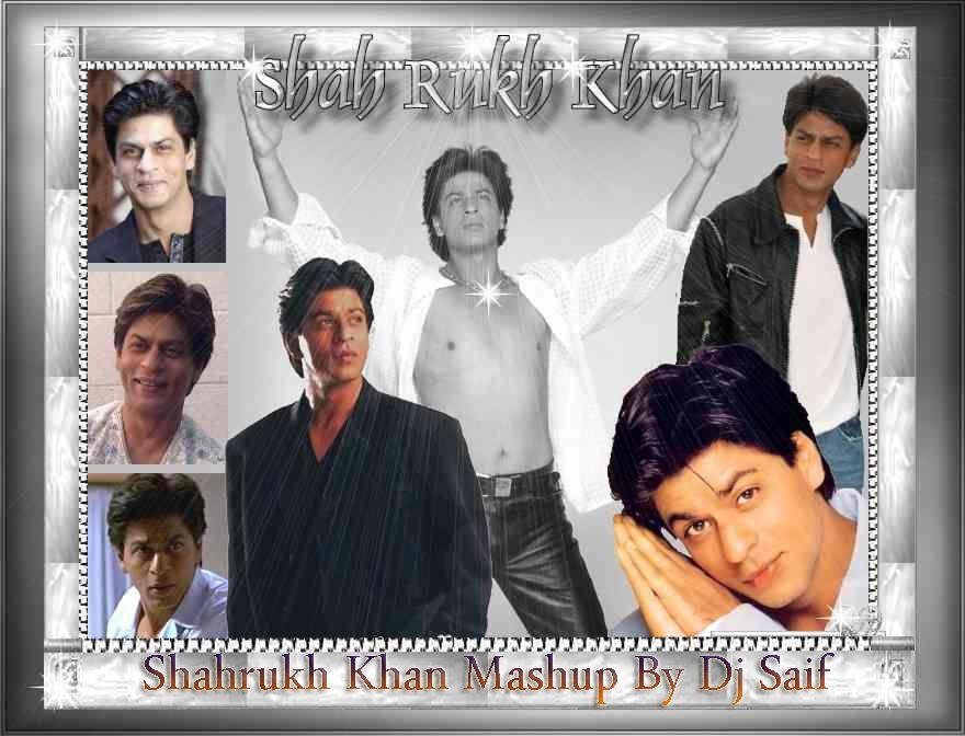 Shahrukh Khan Mashup – Dj Saif MP3 Free Download | http