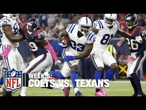 Frank Gore Bursts Up the Middle for His First TD as a Colt! | Colts vs. Texans | NFL - http://wp.me/p6OtQs-3U