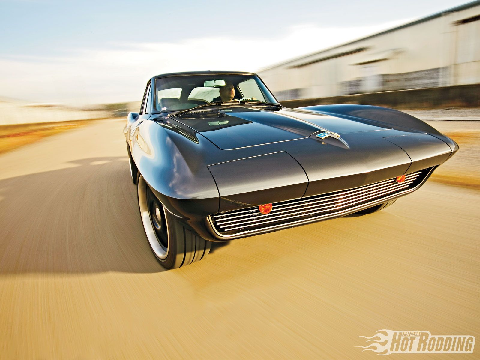1963 chevy corvette