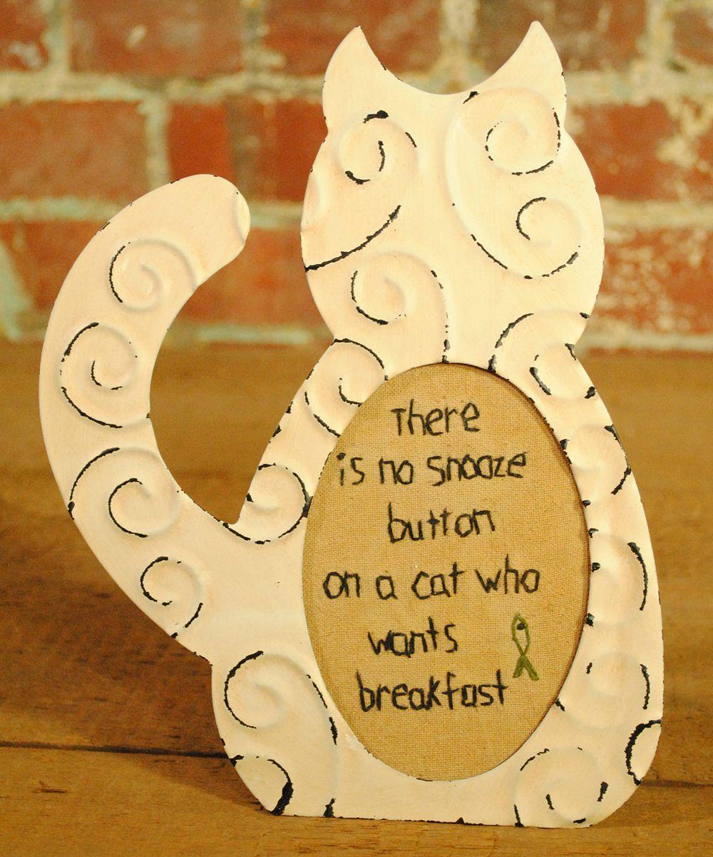 Breakfast\' Cat Wall Art | Cats | Pinterest | Cat, Walls and Cat lady