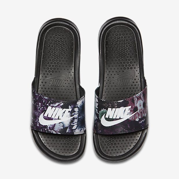 claquette nike benassi just do it ultra premium pour femme wishlist pinterest claquettes. Black Bedroom Furniture Sets. Home Design Ideas