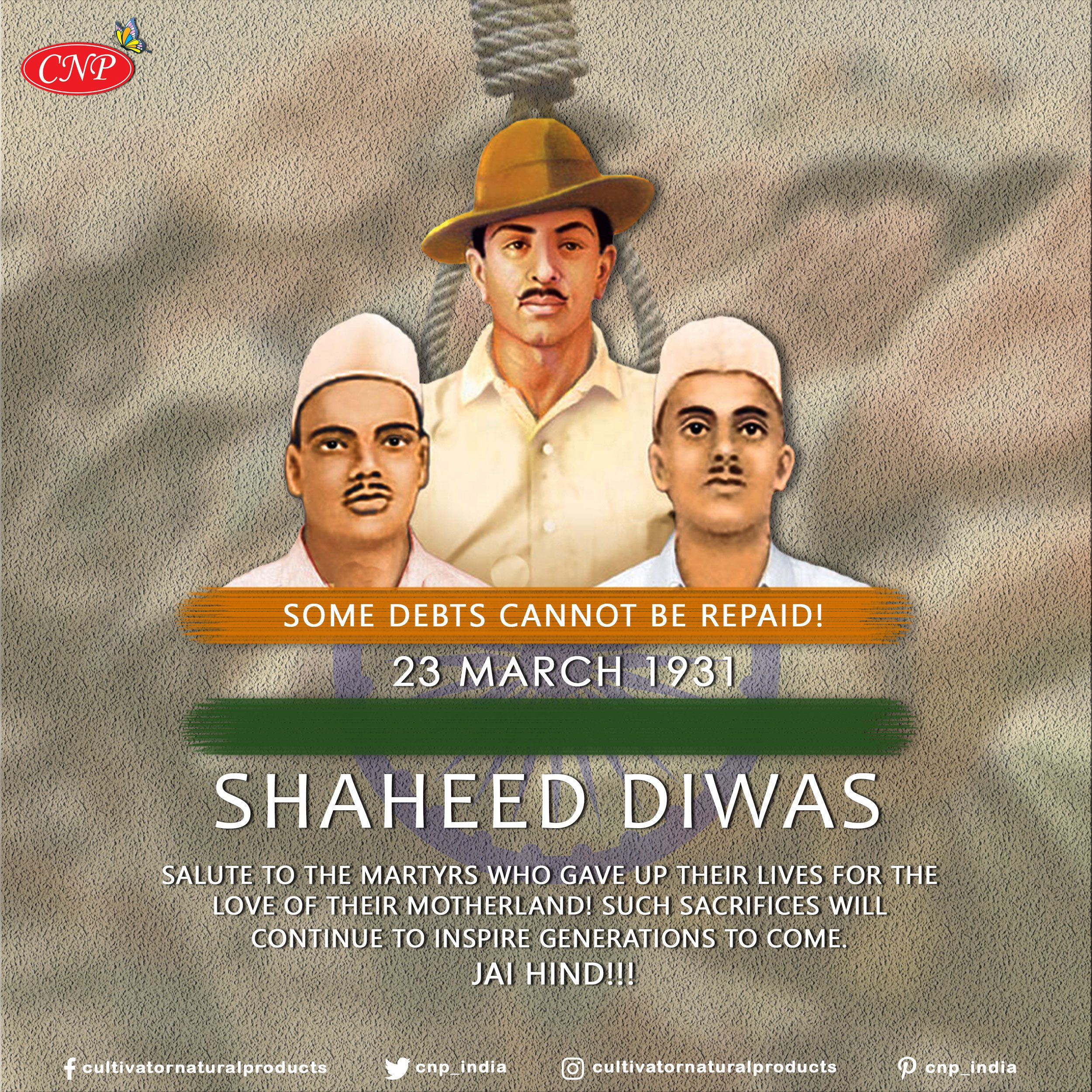 In order to bring freedom in India, Bhagat Singh, Rajguru