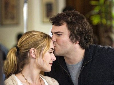 The Holiday 2006 Kate Winslet And Jack Black Holiday Movie Kate Winslet Movie Couples