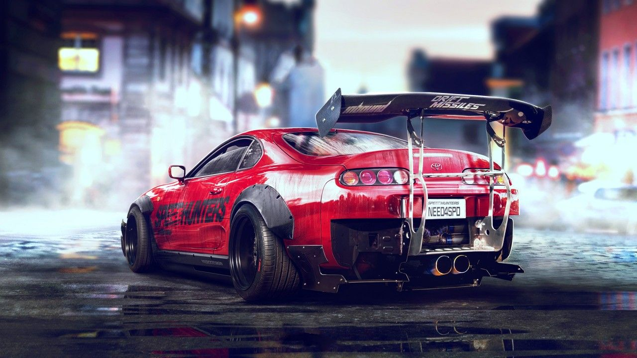 Pin By Hot Hd Walls On Cars Wallpapers Toyota Supra Sports Car Wallpaper Need For Speed Cars