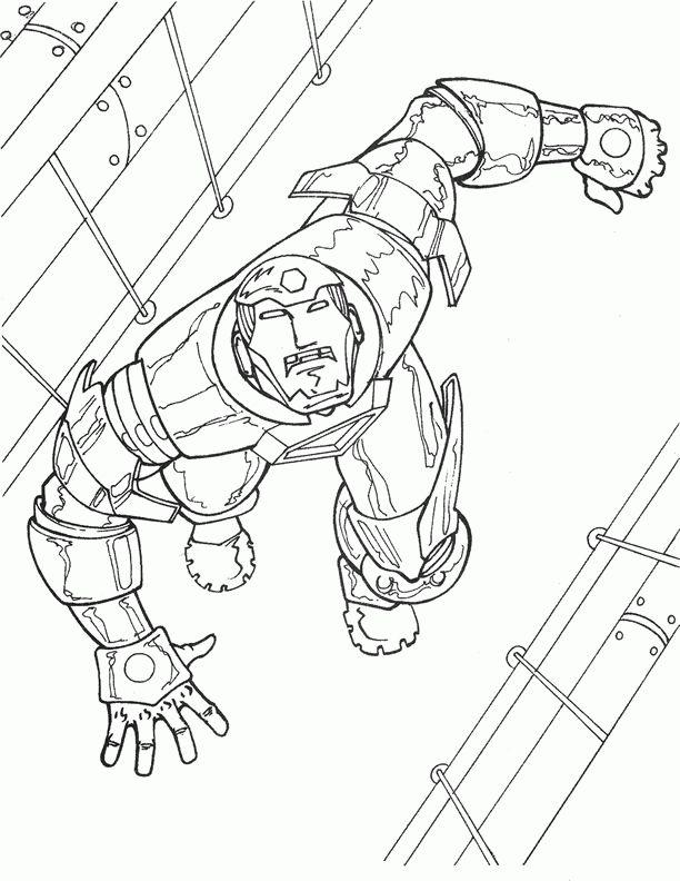 iron man 26 dibujos faciles para dibujar para niños