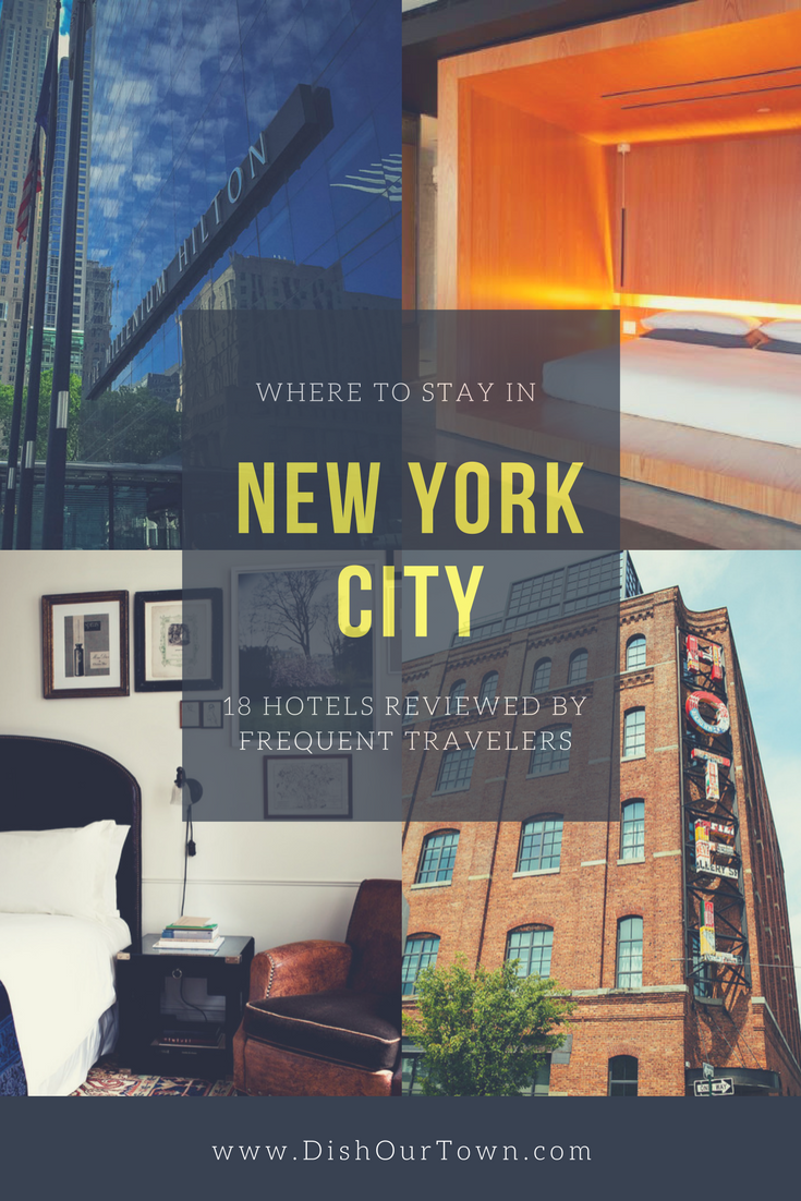 Where To Stay In New York City, According To Frequent