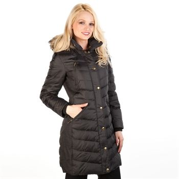 2f3e70d58 Buy michael kors hooded faux fur trim down puffer coat > OFF32 ...