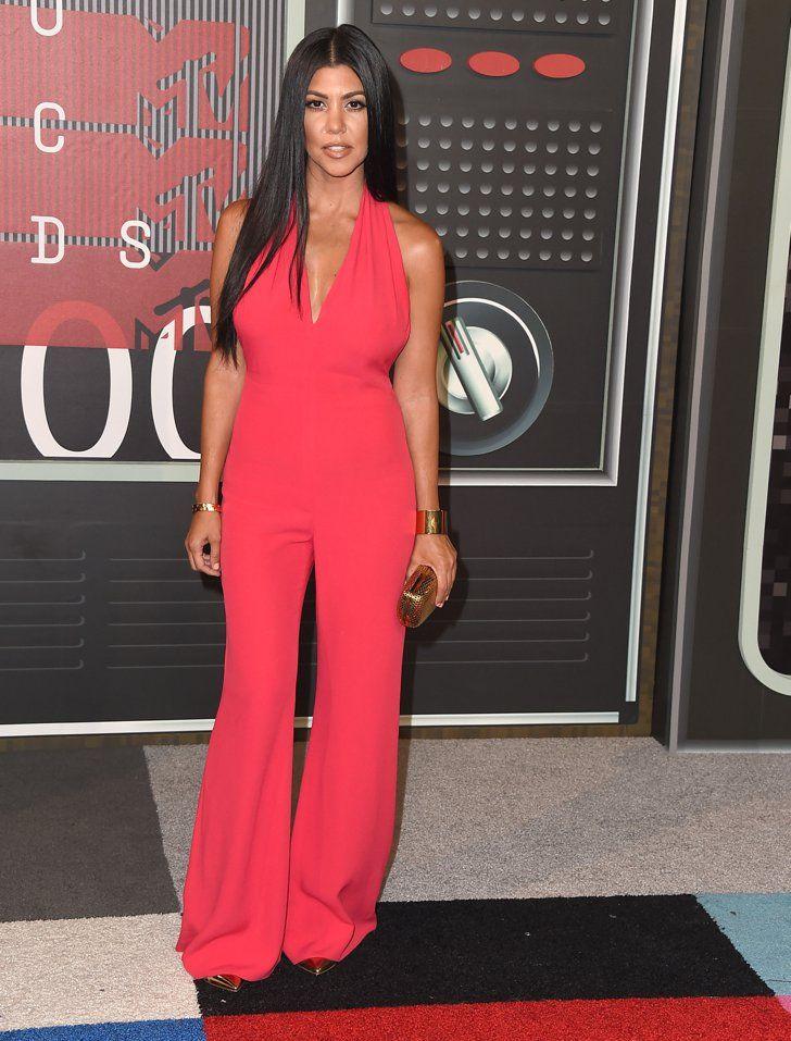 Kourtney Kardashian   Red carpet fashion, Vegas outfit ...