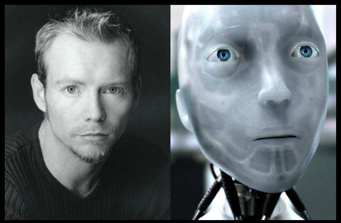 Scott Heindl I Robot Movie Makeup Actors Funny Pictures
