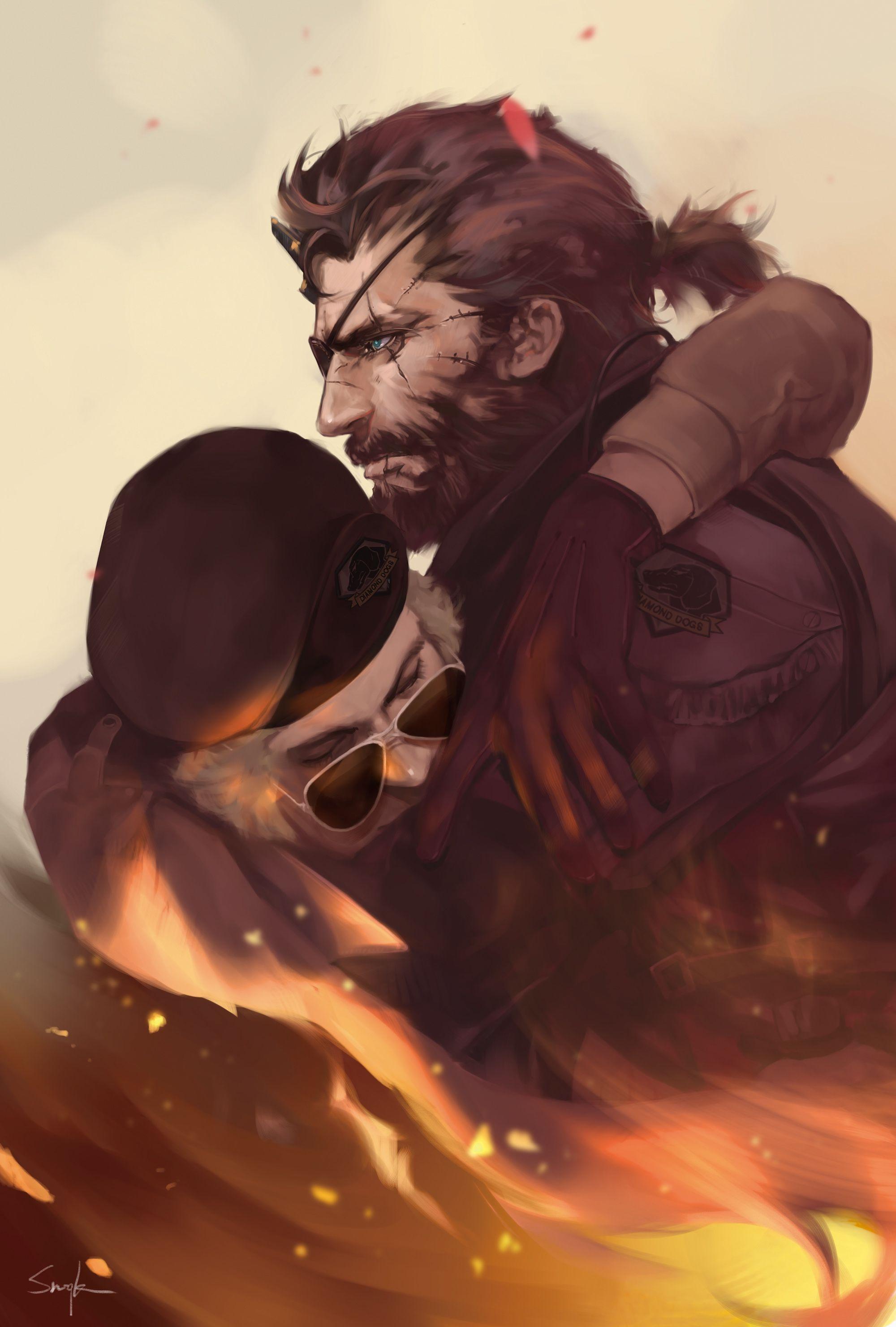 Mgsv Kazuhira Miller Venom Snake Metal Gear Metal Gear Solid Metal Gear Series Kazuhira miller's recent mobile wallpapers. mgsv kazuhira miller venom snake