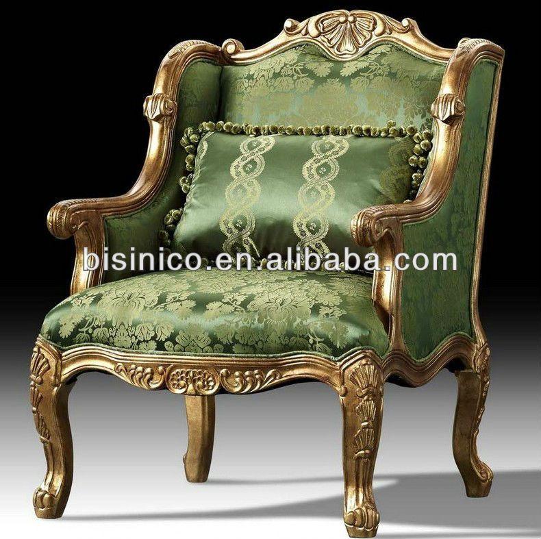 Victorian Living Room Furniture | ... Furniture 1 Seat Sofa/Wing Sofa