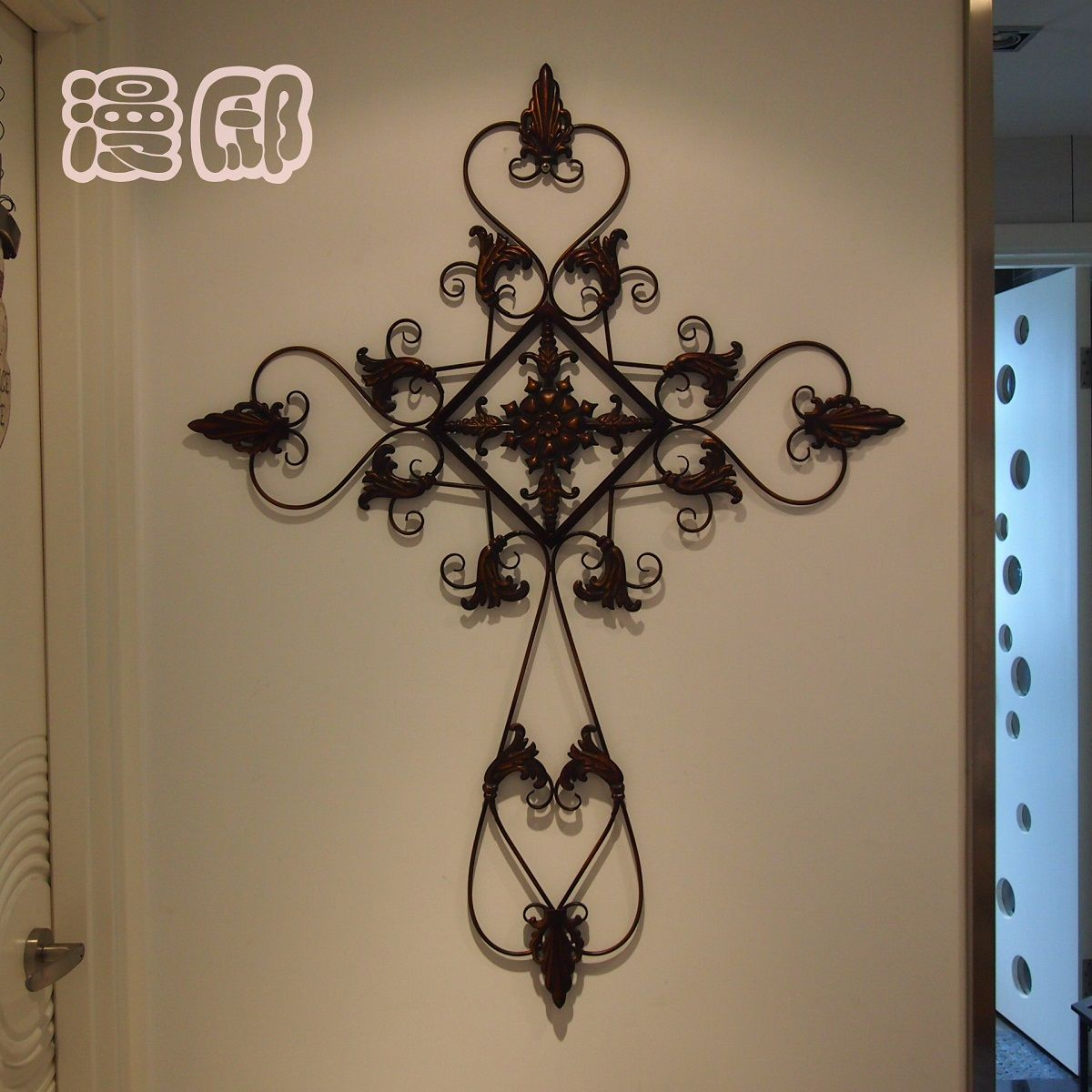 Fashion Iron Cross Muons Classic Wall Decoration Iron Alliexpress
